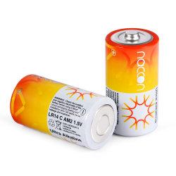 Campainha digital sem mercúrio C formato LR14 de 1,5 V Bateria alcalina