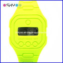 Силиконовый УОП спорта Electroinc часы (P6102)