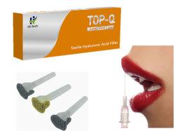 1ml de la parte superior-Q bien relleno dérmico de ácido hialurónico inyección facial Gel Para