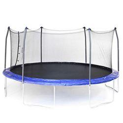 Divertido Mini trampolín de salto en el interior para niños