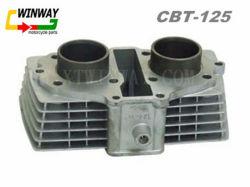 Ww-8256オートバイの部品、Cbt150オートバイのシリンダブロック、