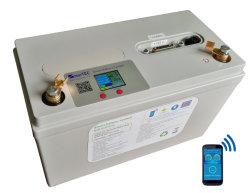 Batería de litio de 24V 50Ah LiFePO4 de la batería del vehículo eléctrico para la transpaleta eléctrica y la carretilla elevadora/ Coche eléctrico/ carro de golf