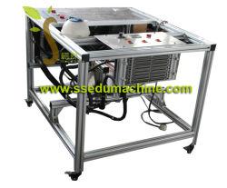 Matériel pédagogique de formation technique du système de refroidissement du moteur de l'équipement