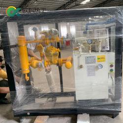 가스 누설 경보를 가진 액화천연가스 CNG 가스 기화기 포장 미끄럼
