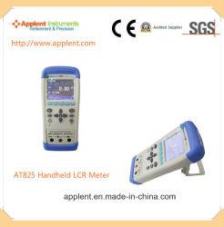 De hete Handbediende Meter Lcr van de Verkoop met het Niveau 0.6vrms van het Signaal (AT825)