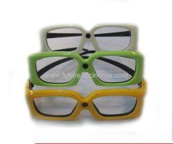 نظارات ثلاثية الأبعاد نشطة لجهاز العرض DLP (سينما مستقبلية طراز K510U)