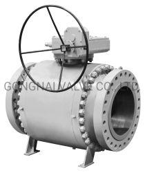 API API6d ghisa/carbonio/forgiato/acciaio inox SS flottante/flottante/Trunnion/tipi DBB elettrici/pneumatici gas industriali/petrolio/acqua Valvola a sfera completamente saldata/con saldatura completa