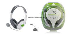 سماعة رأس لعبة قابلة للضبط لـ Xbox360 (SP6026-White)