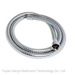 Loiça sanitária acessórios de banho Mangueira Chuveiro flexíveis em aço inoxidável
