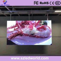 Piscina interior / exterior a cores de exibição de anúncios em outdoor SMD LED de parede assinar o painel de bordo (P2 a P3 P3.91 P2.5 P4 P5 P4.81 P5.95 P6 P6.25 P8 P10) Controlador do módulo