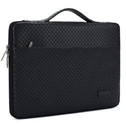 10.1-10.5 Polegadas Luva Notebook estojo de couro impermeável de transporte de sacos de notebook portátil para laptops Ebooks Kids Tablet