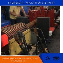 Aço hidráulico nas extremidades do tubo de eliminação do gás/Máquina com aquecimento por indução