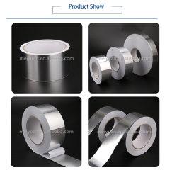 고온 및 노화 방지 접착성 절연 알루미늄 씰링 알루미늄 호일 덕트 테이프