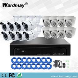 16chs CCTV-5.0MP Installationssätze Sicherheits-Überwachungskamerapoe-Aalram NVR