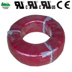 Collegare elettrico flessibile solido del cavo di rame rivestito del conduttore del PVC UL1015 singolo