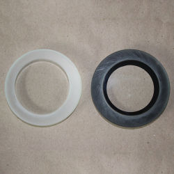 3-15 mmの高品質の緩和された円形の明確な浮遊物はステップ端が付いているガラスをつける