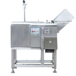 Máquina de corte em cubos de tomate industrial, picar vegetais em fatias de batata da máquina a máquina