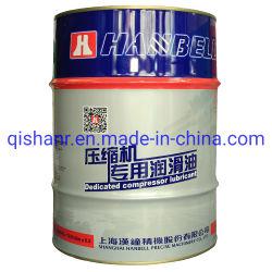 O óleo de refrigeração Hanbell (HBR-B01/B02/B03/B04/B05/B10/A01)