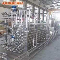 Completare la riga di produzione di latte da vendere