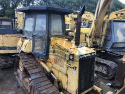 Utiliza el Japón Bulldozer Caterpillar originales D5H Tractor maquinaria de construcción