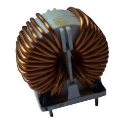 フェライト磁心の円環形状のチョークコイルは誘導器共通のモードのチョークを修復した