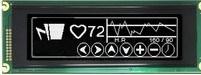 Bildschirmanzeige der Zeichen-OLED/Bildschirm LCD für MP3