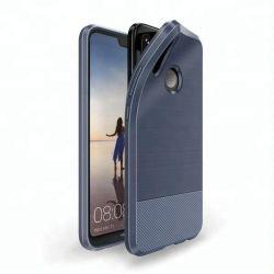 TPU Silikon-rückseitiger Deckel Capa für Haut Huawei P20 Lite des Huawei Nova-3e Telefon-Kasten