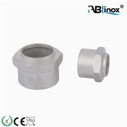 Joint du tuyau de l'eau/embout de tuyau flexible/connecteur/vanne d'eau/vanne à boisseau sphérique /CAT/201/202/304/316/2205 Fournisseur de moulage à modèle perdu en acier inoxydable