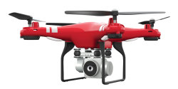 Fpv WiFi 2MP HDのカメラX52HD RC Quadcopterのマイクロリモート・コントロールヘリコプターUavの無人機キットのヘリコプターのレーサーの航空機のおもちゃ125373