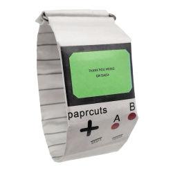 2019 Cadeau papier étanche regarder pour la conception créative montre-bracelet numérique unique