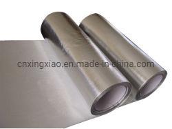 Isolamento térmico de folha de alumínio de alta à prova de matriz de sílica