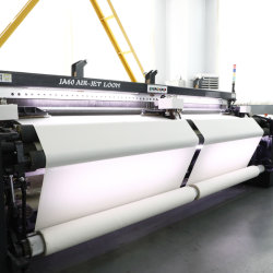 Machine van het Weefgetouw van de Lucht van de Stabiliteit van Tongda de Hoge Straal met Geïntegreerdee ZijFrames