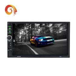"7""Touchscreen 2 DIN 7918 Rádio Leitor estéreo mp5 Aux USB Bluetooth FM TF ISO Hot Link Espelho Vender carro Player"