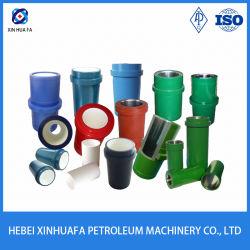 Pièces de pompe à boue de la pompe et vanne à piston/chemise de cylindre de pompe à boue Bi-Metal