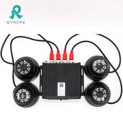 заводская цена WiFi GPS 3G 4G-Ахд 720p 4 Камера 4CH автомобильной шины погрузчика такси Mobile DVR комплекты Mdvr Tracker