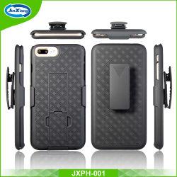 Het mobiele Geval van de Telefoon met Kickstand voor iPhone 7 plus