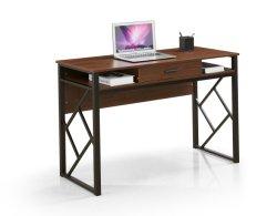 Mobiliário de escritório em casa moderna mesa de madeira de aço jogos estudantis de turismo