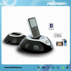 Alto-falante com Bluetooth para iPod (HM-168B)