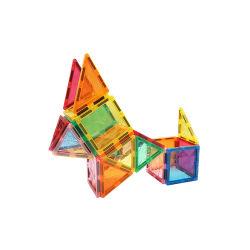 BLOCCHI magnetici DA 100 PEZZI per costruzione di steli, blocco da costruzione per bambini