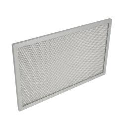 Filtro HEPA OEM G1 G2 G3 G4 Pre Filtro de aire Filtro de malla de aluminio de fibra sintética