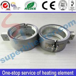 Los calentadores de la banda de cerámica para máquinas de moldeo por inyección