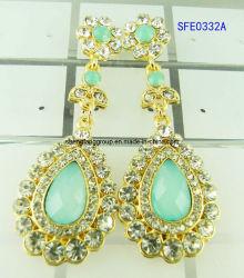 方法宝石類のダイヤモンドのイヤリング(SFE0332A)
