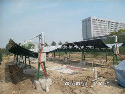 En se concentrant Solar Power Plant Use CSP Collector