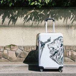 Fashion Design PC Travel Tassen Bagageset Trolley Bagagetas Reisetui