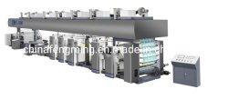機械をつける外科手袋の医学のパッケージフレキソ印刷の印刷及びフレーム