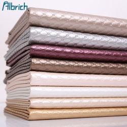 Хорошее качество синтетическая кожа для сумка из натуральной кожи оформление текстиль ткани