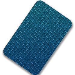 سعر الجملة 4x8 4X10 1 1 مم 1.2 مم فضة checkered الأرضية من دون للصدأ مادة زخرفية فولاذية