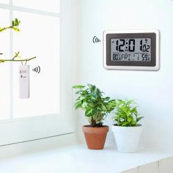 """Производитель атомной настенных часов"""" с наружной температуры в помещении для кухни спальни"""