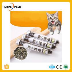 i giocattoli divertenti del Catnip della menta del gatto 45ml del gatto della menta del mentolo di sapore degli ossequi Premium organici naturali del gatto per l'animale domestico del gattino del gatto fornisce i prodotti