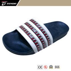 Les diapositives de loisirs de l'été Fashion bande simple Indoor pantoufles pour hommes-5341 EXS